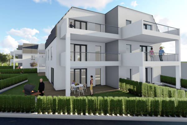 OSTWALD - Annonce Appartement à vendre2 pièces - 48 m²