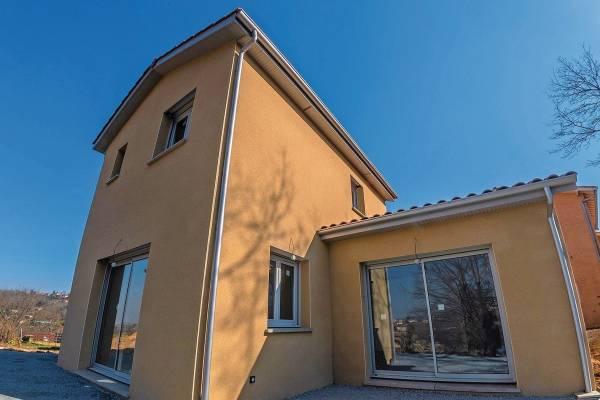 LIERGUES - Annonce Maison à vendre4 pièces - 92 m²