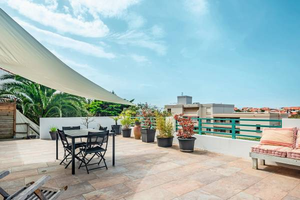 BIARRITZ - Annonce Appartement à vendre5 pièces - 122 m²