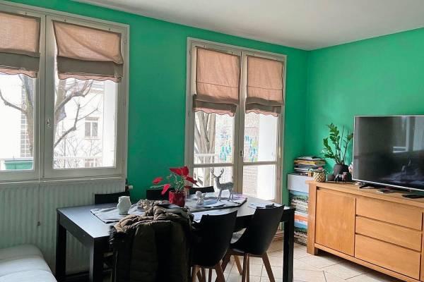 LYON 5EME - Annonce Appartement à vendre4 pièces - 66 m²