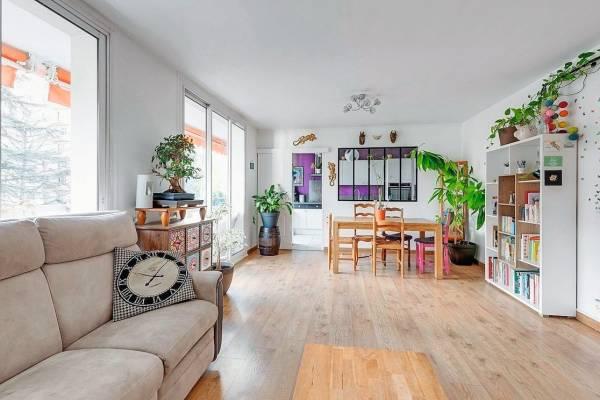 LYON 5EME - Annonce Appartement à vendre4 pièces - 90 m²