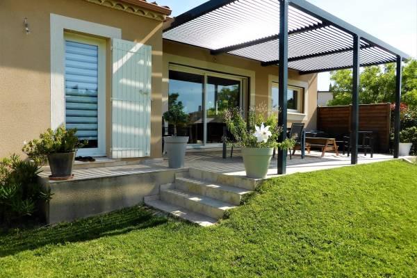 VACQUEYRAS - Annonce Maison à vendre5 pièces - 130 m²