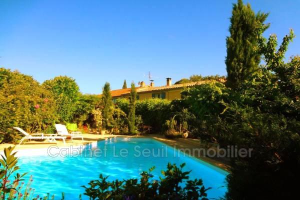 GARGAS - Annonce Maison à vendre9 pièces - 250 m²