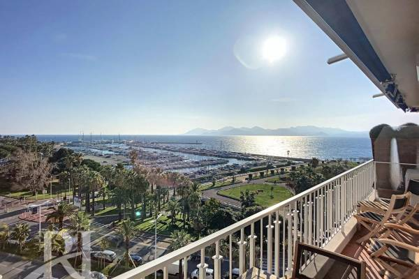 CANNES - Advertisement Apartment for sale3 rooms - 97 m²