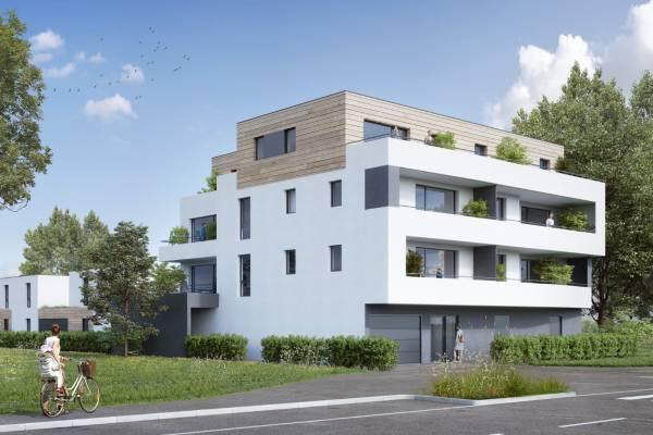STRASBOURG - Annonce Appartement à vendre3 pièces - 61 m²