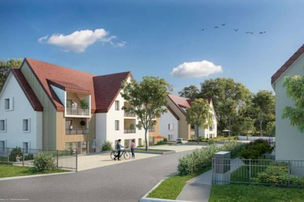 ROSHEIM - Annonce Appartement à vendre3 pièces - 62 m²