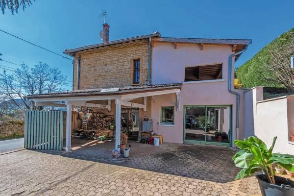 CHESSY - Annonce Maison à vendre5 pièces - 145 m²