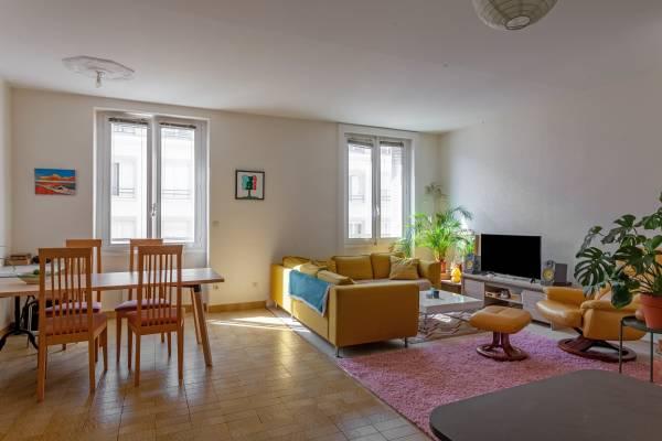 LYON 3EME - Annonce Appartement à vendre2 pièces - 56 m²
