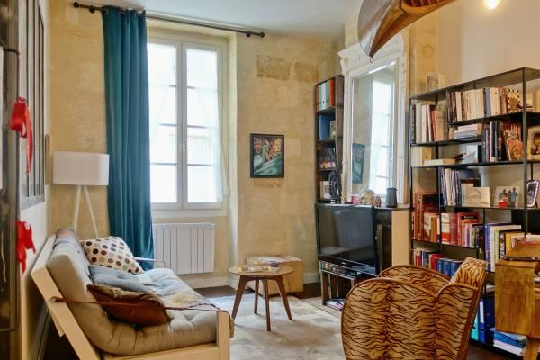 BORDEAUX - Annonce Appartement à vendre2 pièces - 53 m²