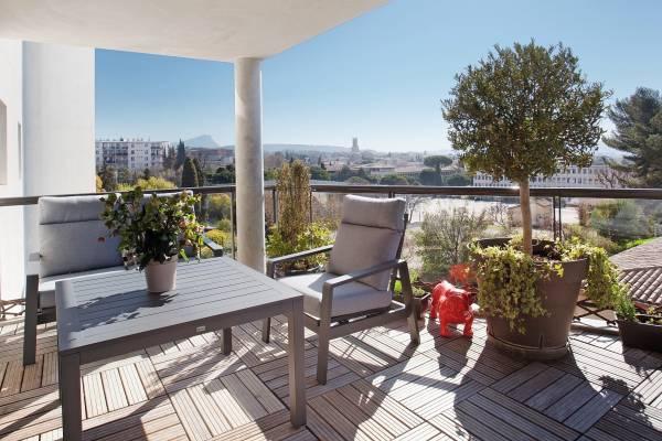 AIX-EN-PROVENCE - Annonce Appartement à vendre3 pièces - 84 m²