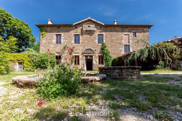 LAMASTRE - Annonce Maison à vendre32 pièces - 1200 m²