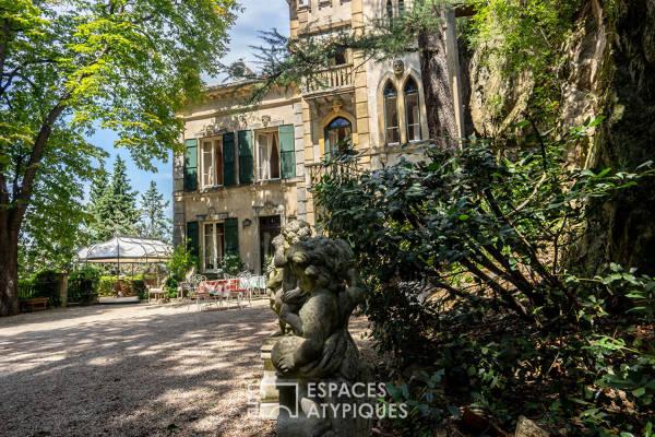 TOURNON-SUR-RHÔNE - Annonce Maison à vendre10 pièces - 400 m²