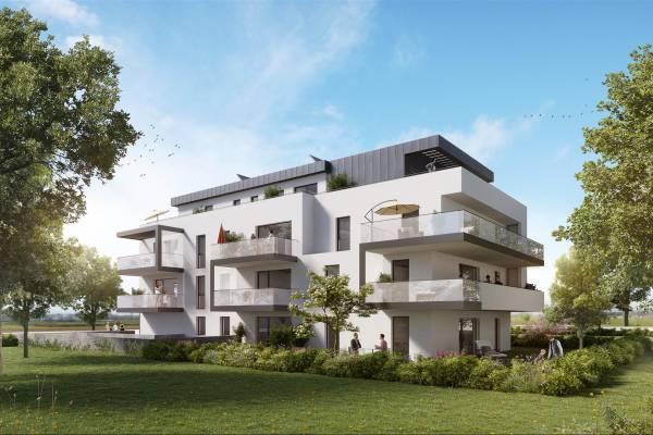 MITTELHAUSBERGEN - Annonce Appartement à vendre3 pièces - 61 m²