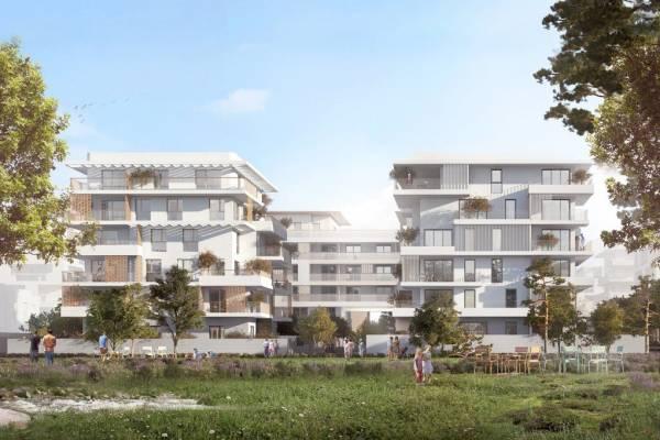 CASTELNAU-LE-LEZ - Annonce Appartement à vendre3 pièces - 64 m²
