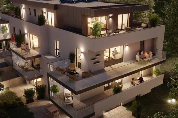 MITTELHAUSBERGEN - Annonce Appartement à vendre4 pièces - 103 m²