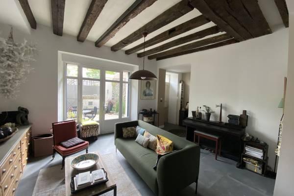 ANGERS - Annonce Maison à vendre7 pièces - 151 m²