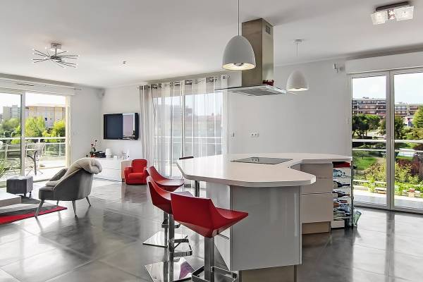 ANTIBES - Advertisement Apartment for sale 4 rooms - 106 m²
