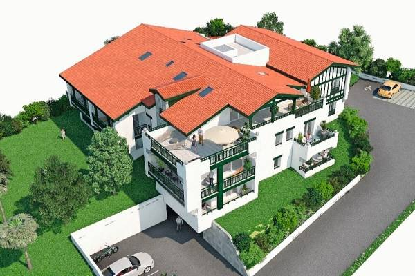 BIARRITZ - Annonce Appartement à vendre4 pièces - 91 m²
