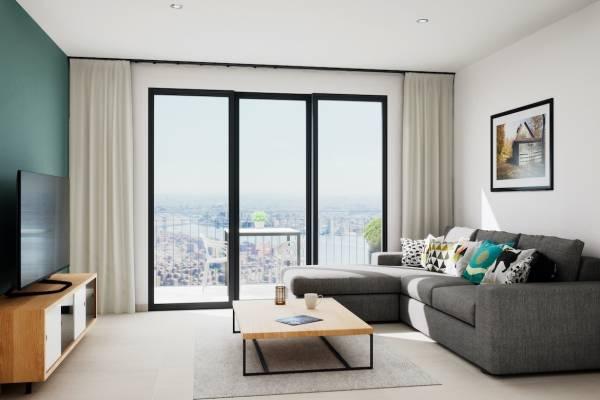 RENNES - Annonce Appartement à vendre2 pièces - 62 m²