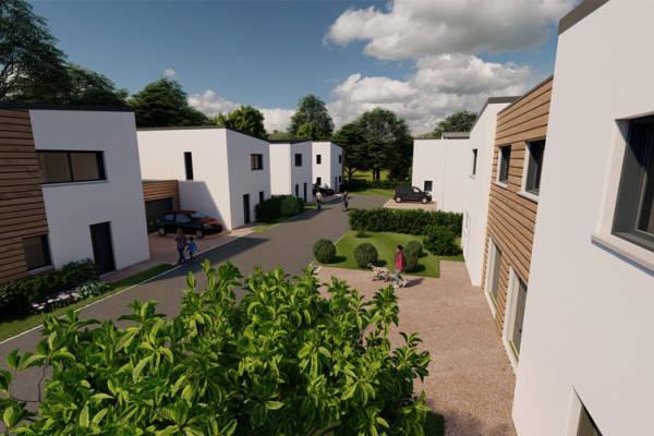 ST-SYLVAIN D'ANJOU - Annonce Maison à vendre4 pièces - 90 m²