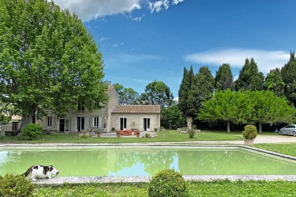 ST-RÉMY-DE-PROVENCE - Annonce Maison à vendre4 pièces