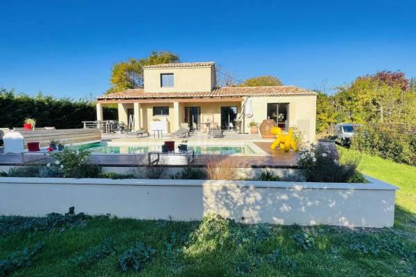 MAUSSANE-LES-ALPILLES - Annonce Maison à vendre6 pièces - 145 m²