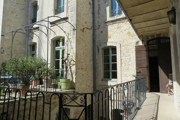 BOURG ST ANDEOL - Annonce Maison à vendre15 pièces - 500 m²