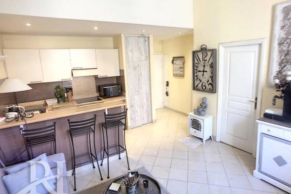 CANNES - Advertisement Apartment for sale2 rooms - 37 m²