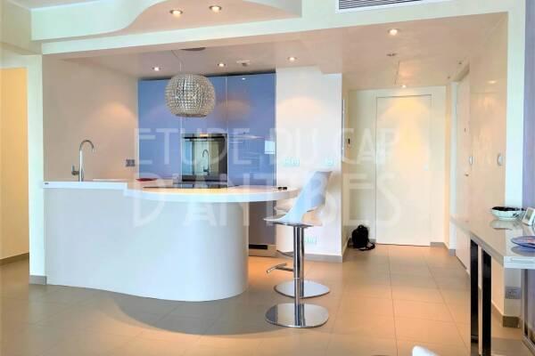CAP D'ANTIBES - Annonce Appartement à vendre3 pièces - 68 m²