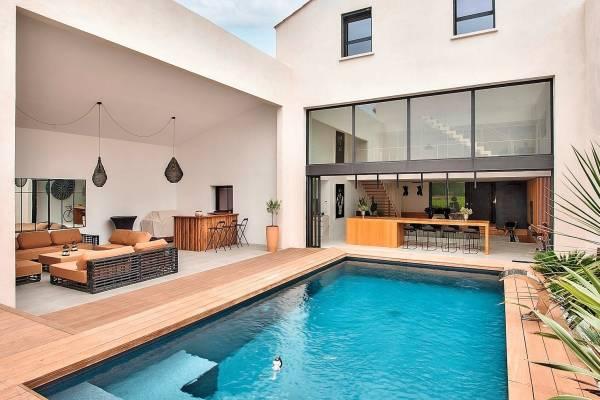 AIX-EN-PROVENCE - Annonce Maison à vendre6 pièces - 270 m²