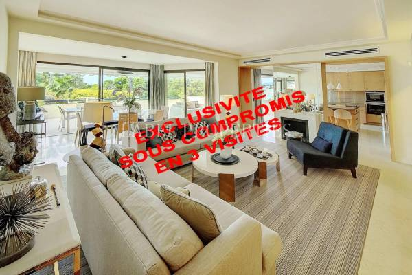 CANNES - Advertisement Apartment for sale4 rooms - 126 m²