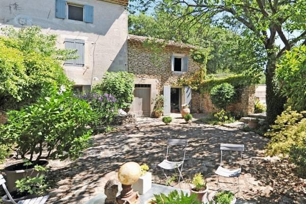 GORDES - Annonce Maison à vendre4 pièces - 210 m²