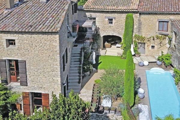 GORDES - Annonce Maison à vendre8 pièces - 170 m²