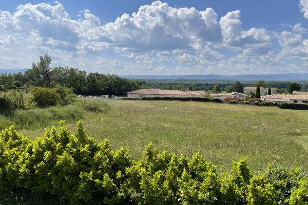 RUOMS - Annonce terrain à vendre3500 m²
