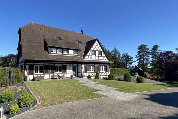 TRUCHTERSHEIM - Annonce Maison à vendre10 pièces - 360 m²