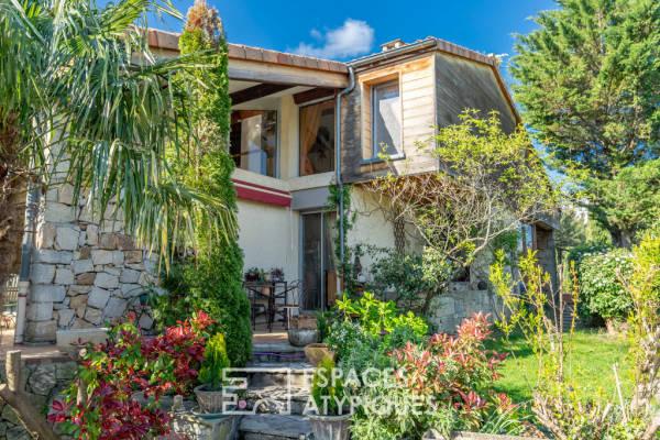 MERCUER - Annonce Maison à vendre8 pièces - 250 m²