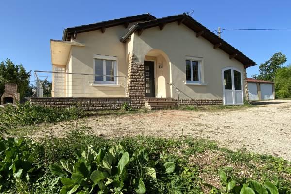 FEILLENS - Annonce Maison à vendre4 pièces - 95 m²