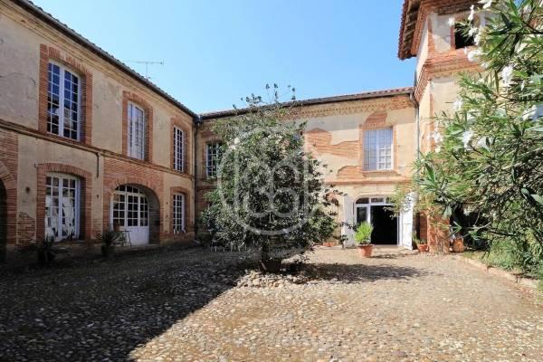CASTELSARRASIN - Annonce Maison à vendre15 pièces - 600 m²