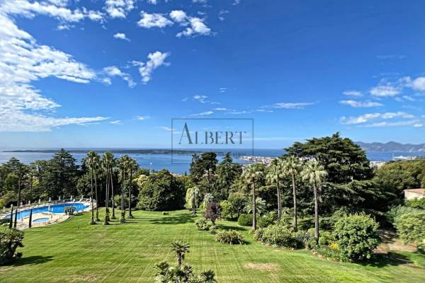 CANNES - Advertisement Apartment for sale3 rooms - 102 m²