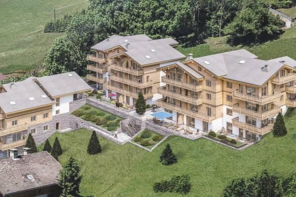 ST-JEAN-DE-SIXT - Annonce Appartement à vendre2 pièces - 56 m²