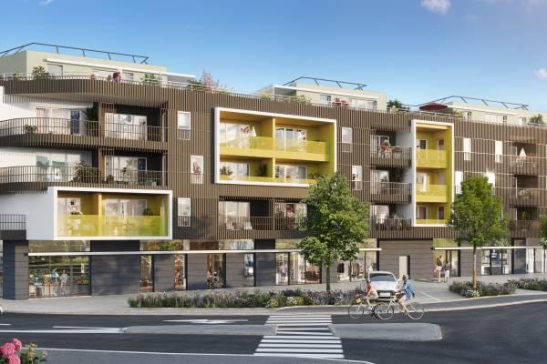 CASTELNAU-LE-LEZ - Annonce Appartement à vendre2 pièces - 41 m²