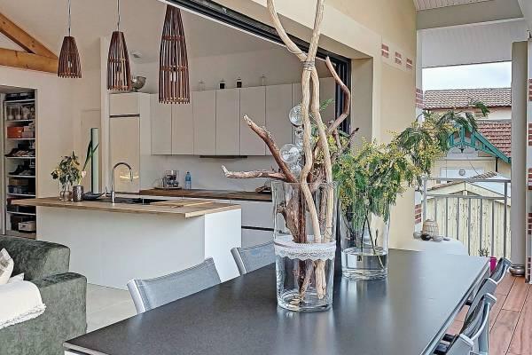 ARCACHON - Annonce Appartement à vendre4 pièces - 96 m²