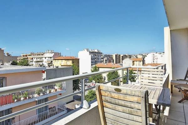 NICE - Annonce Appartement à vendre2 pièces - 33 m²