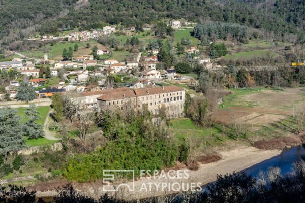 DUNIERES SUR EYRIEUX - Annonce Maison à vendre40 pièces - 3200 m²