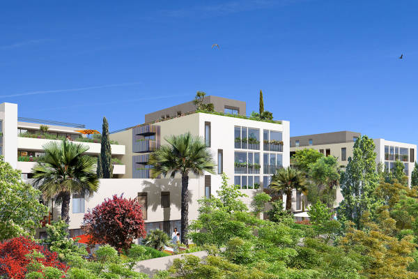 CASTELNAU-LE-LEZ - Annonce Appartement à vendre2 pièces - 48 m²