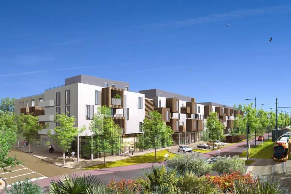 CASTELNAU-LE-LEZ - Annonce Appartement à vendre3 pièces - 59 m²
