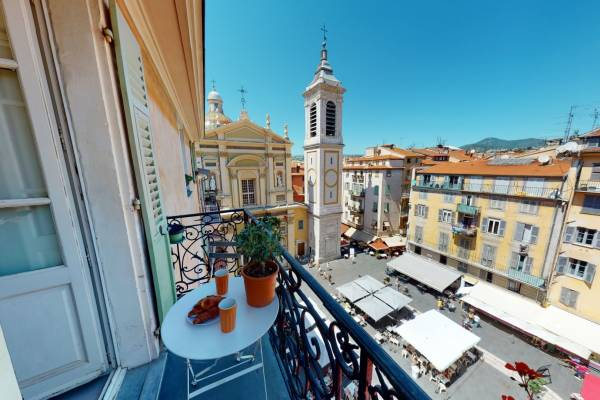 NICE - Advertisement Apartment for sale3 rooms - 79 m²