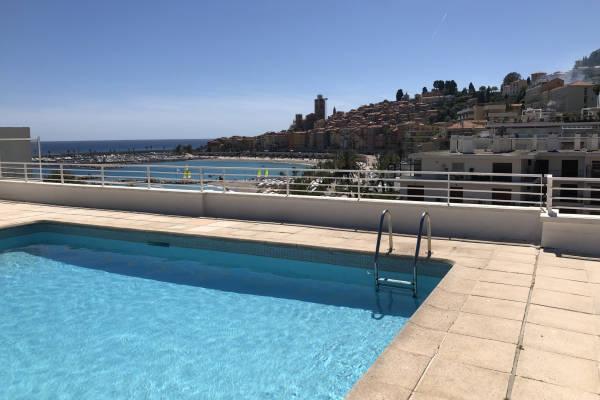 MENTON - Annonce Appartement à vendre2 pièces - 45 m²