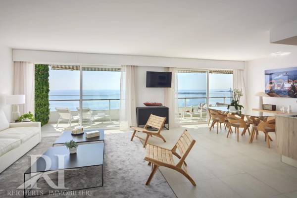 CANNES - Advertisement Apartment for sale4 rooms - 113 m²