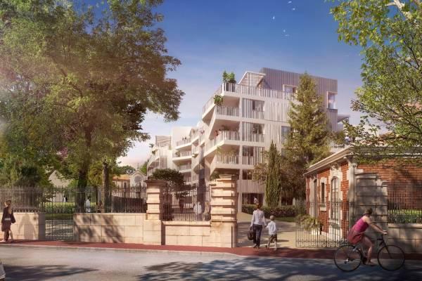 MONTPELLIER - Annonce Appartement à vendre4 pièces - 104 m²